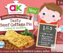 Tasty Beef Cottage Pie