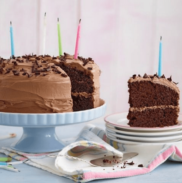 Delicious Dairy And Egg Free Chocolate Cake Recipe Annabel Karmel