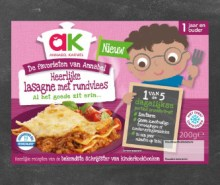 Heerlijke lasagne met rund vlees