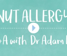 Nut Allergy Q&A with Dr Adam Fox