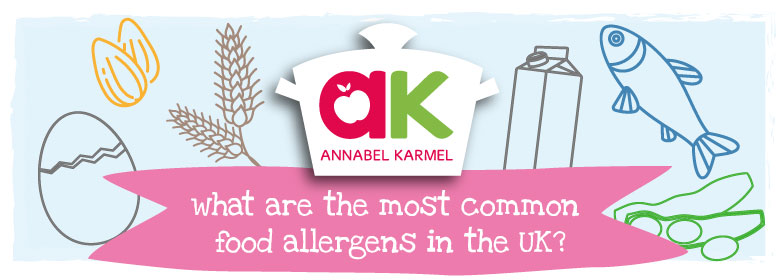 Most Common Food Allergens
