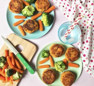 Annabel's Chickpea patties
