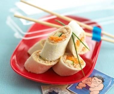 Sushi Sandwich Rolls