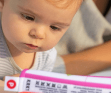 Reading to your Baby: Under 12 Months