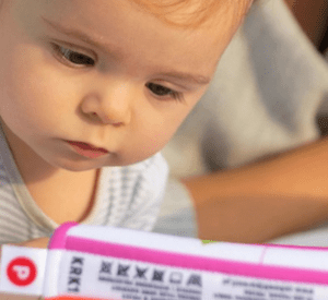Reading with your baby, Annabel Karmel