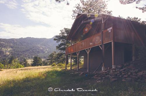 The Bridal cottage !