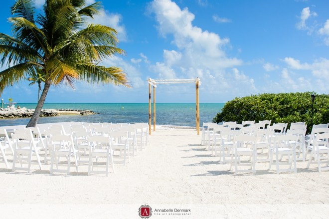 H2O in Islamorada, Florida. The Perfect venue for a beachside wedding