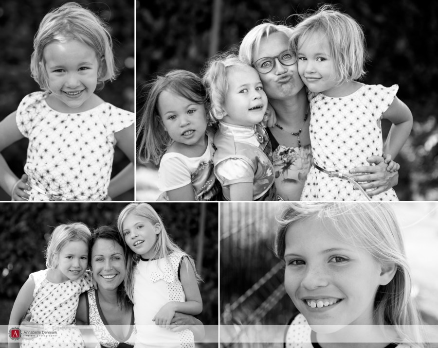My sisters and Nieces