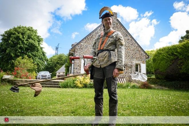 Gentleman militaire farmer