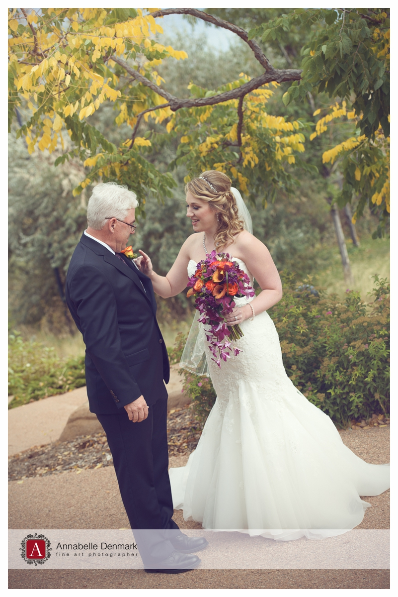 First look of Megan and her dad