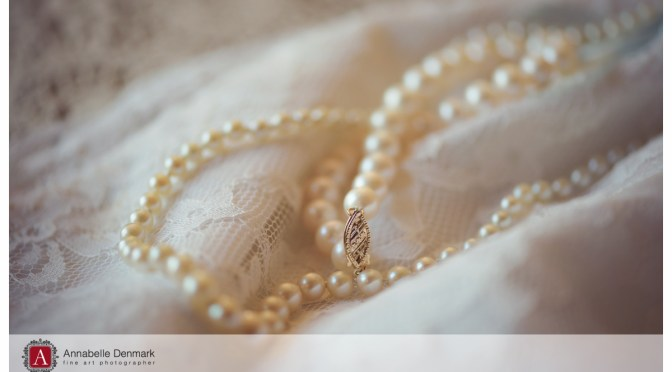 the bridal pearls : something old...