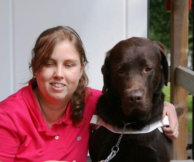 Foto på Anna och Duncan, augusti 2009. Fotograf Barbro Carlsson