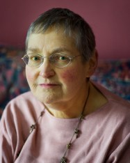 Janet, shortly before she died, shown at The Strand Gallery, London, 2011, part of London Independent Photography Annual Exhibition
