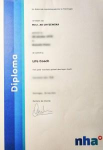 dyplom coach