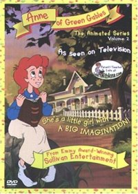 Anne of Green Gables The Animated Series, Vol. 2 - The Sleeves / Butterflies