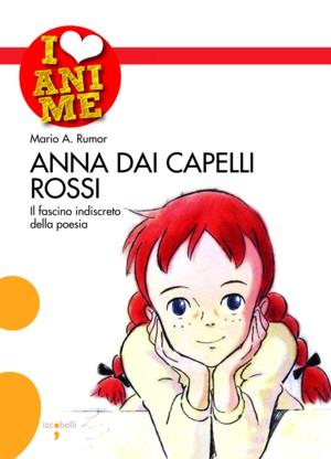 I Love Anime Anna dai capelli rossi