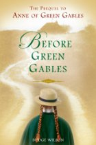 Copertina originale Before Green Gables