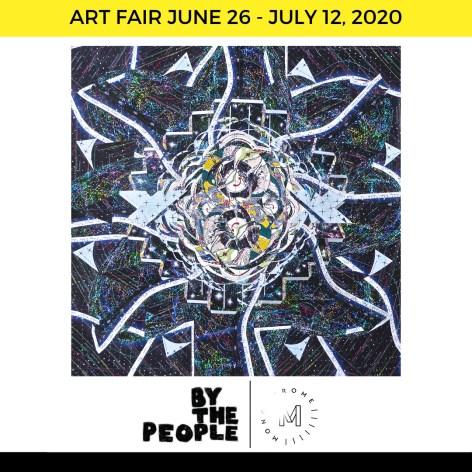 a DC region virtual art fair