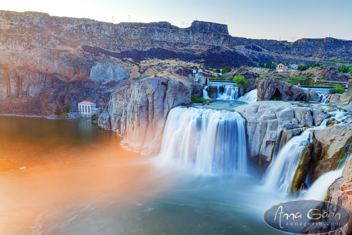 Live Niagara Falls Wallpaper Shoshone Falls Niagara Of The West Hdr Anna Gorin