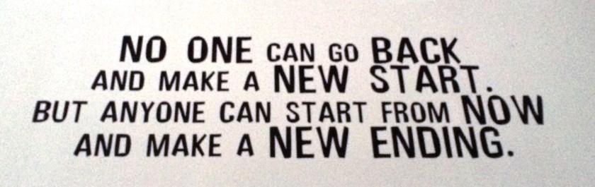 zacznij od nowa