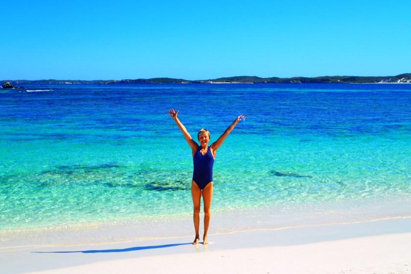 Porpoise Bay, Rottnest Island, Western Australia