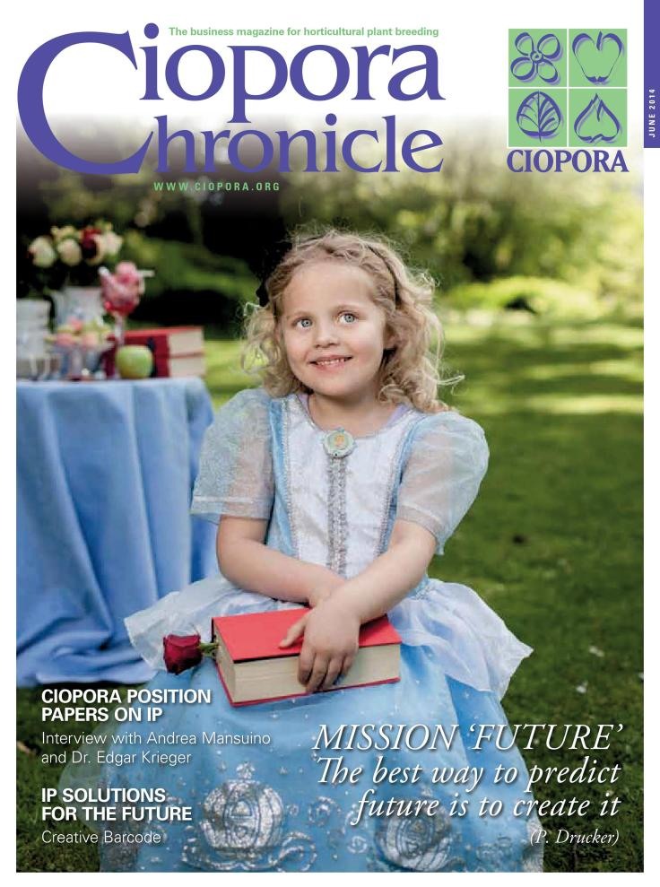 CIOPORA Chronicle 2014