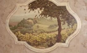 Barron Tuscany mural