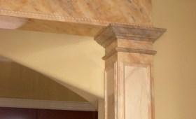DeBusk Marble Columns