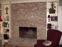 Annalee B Studios  Fireplace transformation