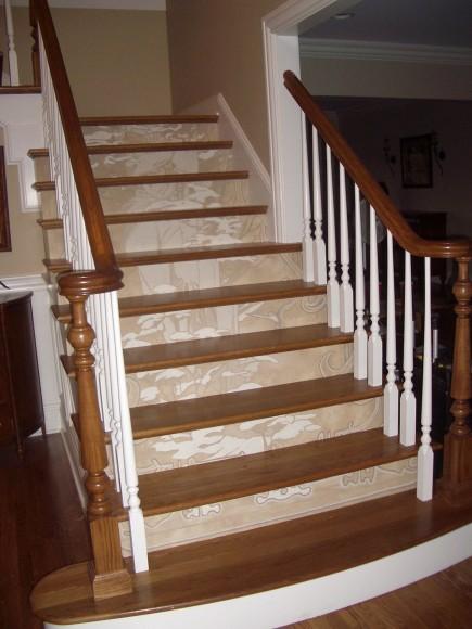 Sapp Stairwell