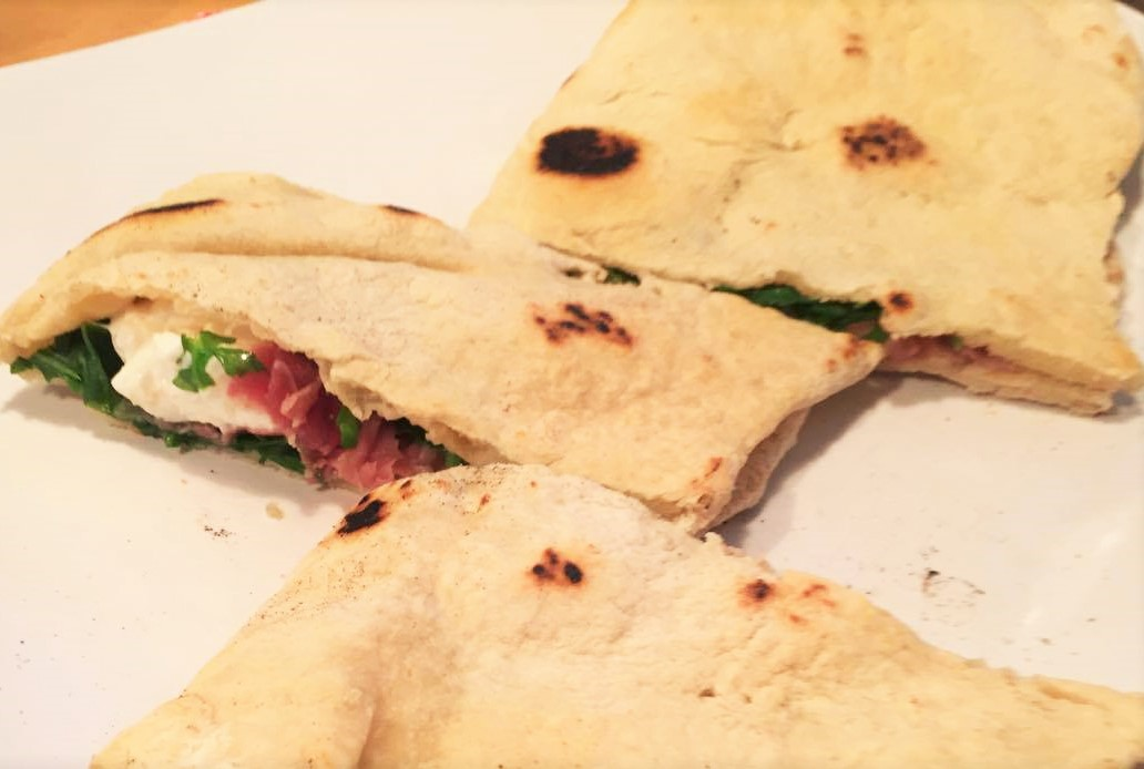 Piadina all'Italiana