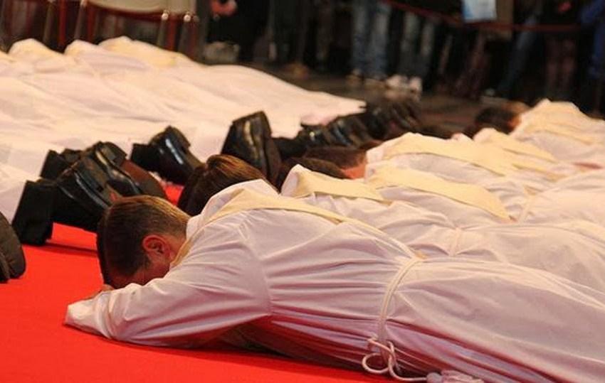 preghiamo per i sacerdoti