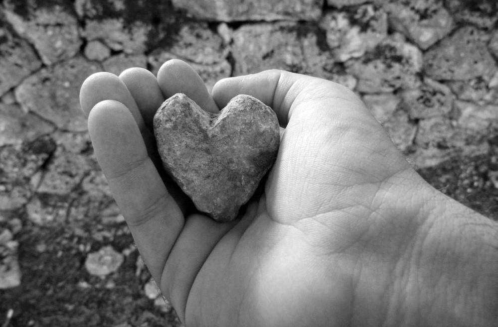 un cuore trasformato da Dio