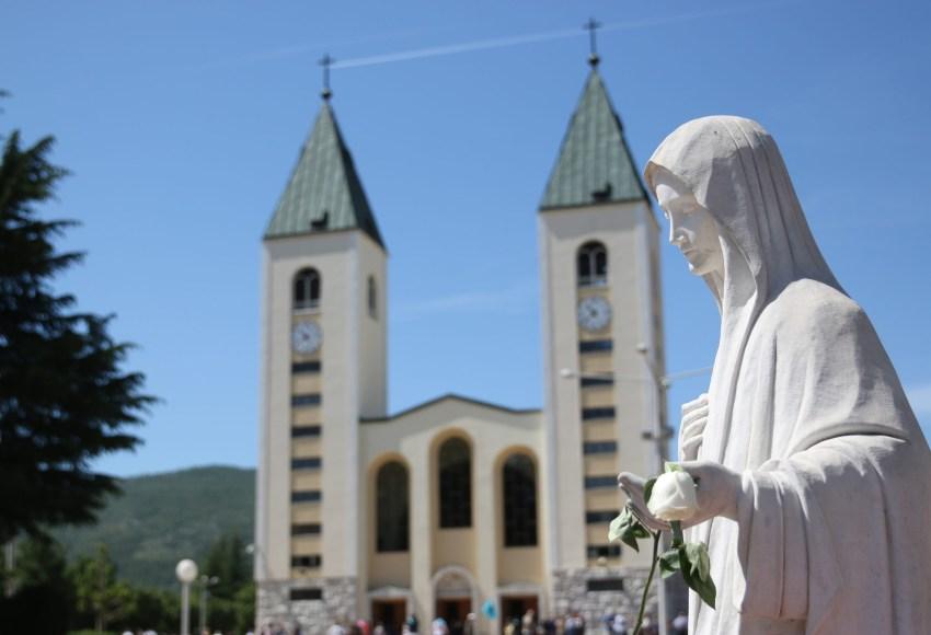 pellegrinaggio Medjugorje 23 giugno