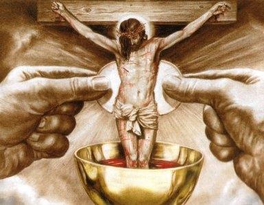 il corpo di Cristo in terra