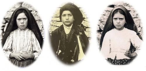 centenario di Fatima i tre pastorelli