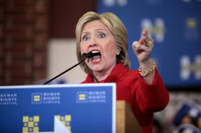 l'aborto è un diritto umano secondo Hillary Clinton