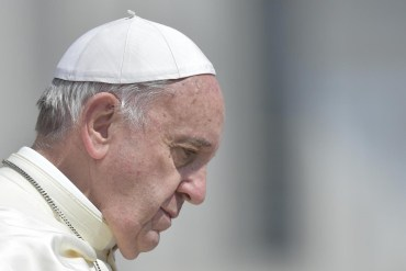 Papa Francesco parla del lavoro precario e del lavoro a nero