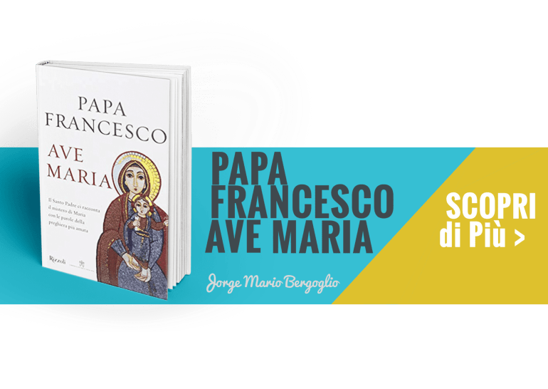 Papa Francesco Ave Maria