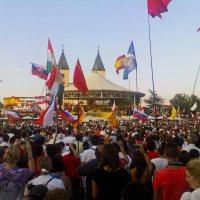 pellegrinaggio a Medjugorje festival dei giovaniac