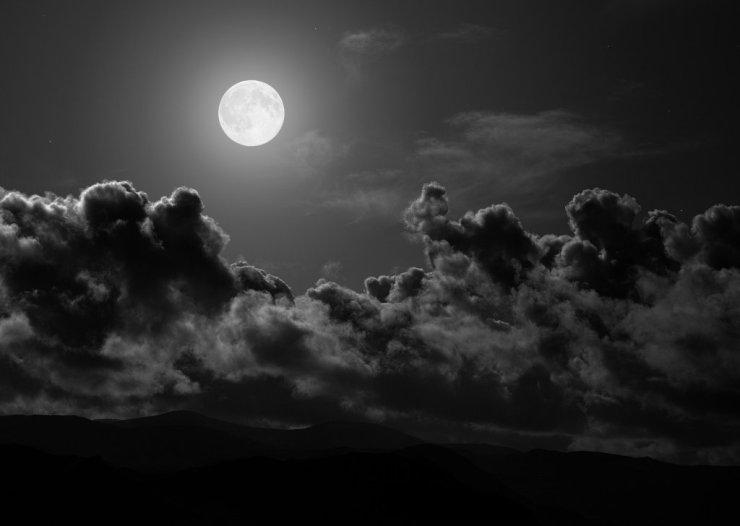incontro in una notte buia