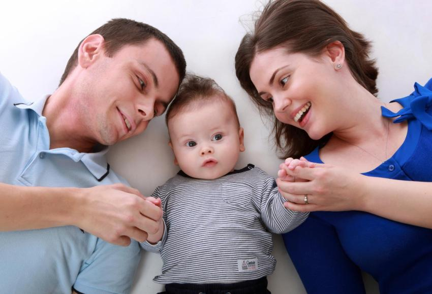 la famiglia vera è composta da mamma e papà