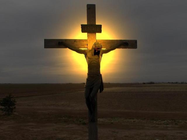 la croce di Cristo