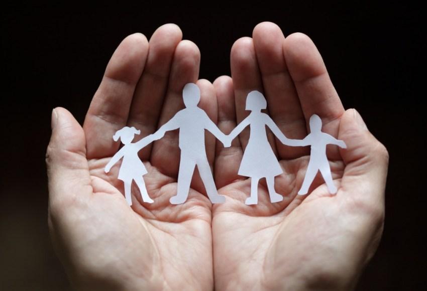 giovani e famiglie