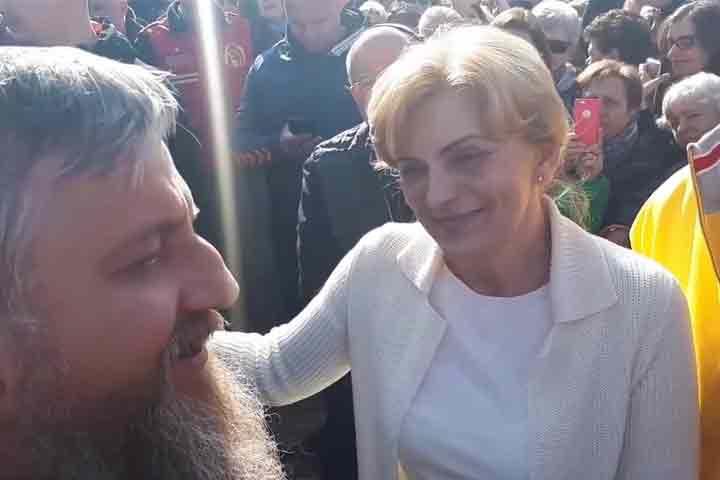 veggente Mirjana