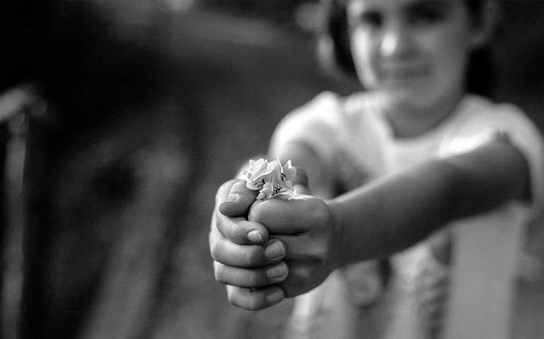 Insegnami a sapermi donare con gioia