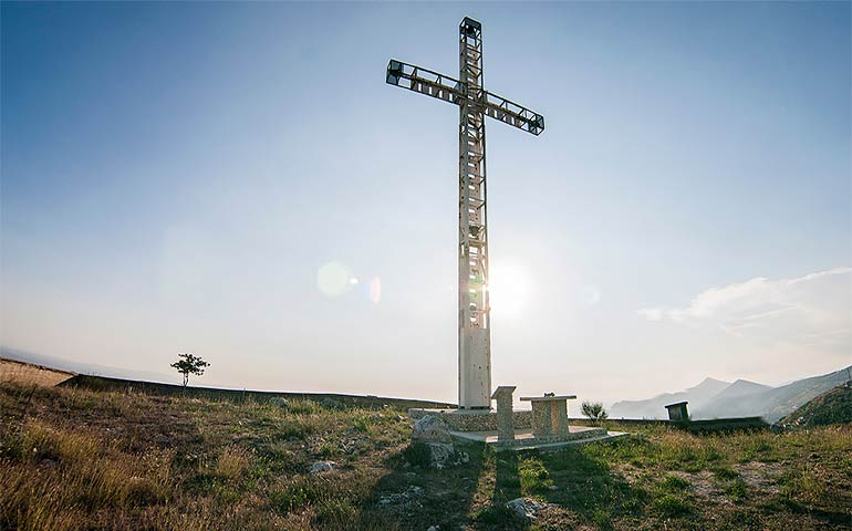 Aiutami ad avere lo sguardo verso la croce
