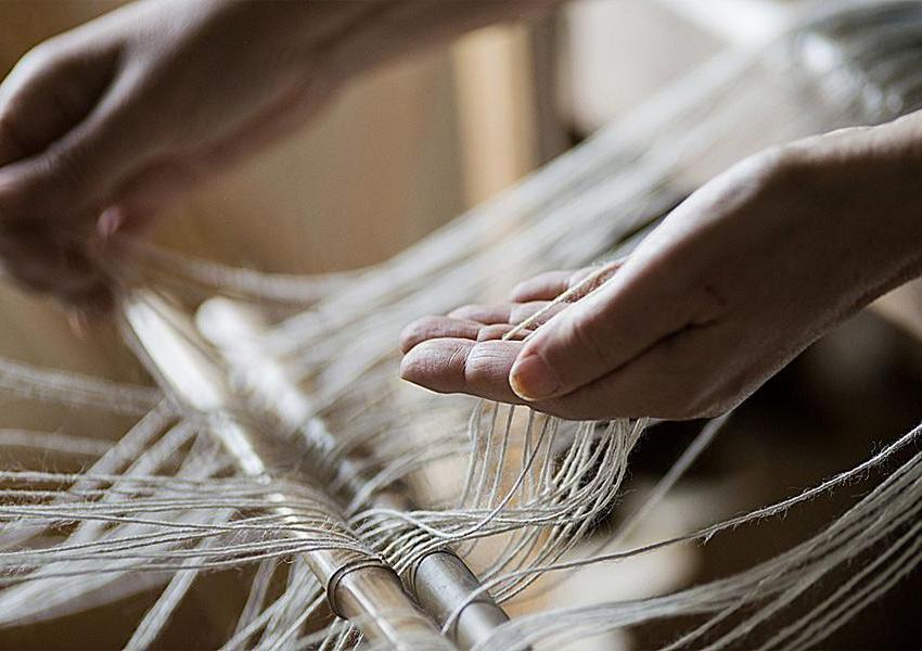 La tessitura del manto