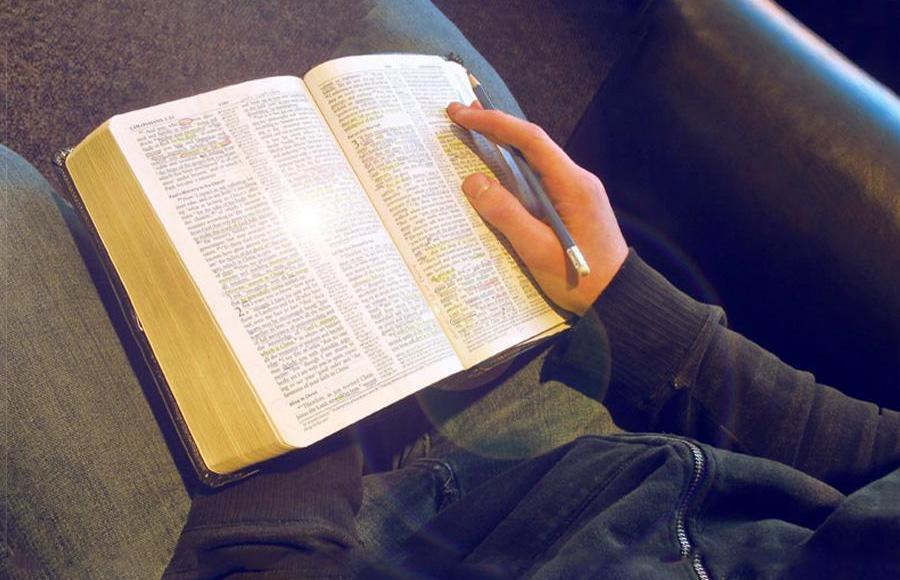 Per sentire cosa vuol dirci la parola di Dio bisogna fare silenzio