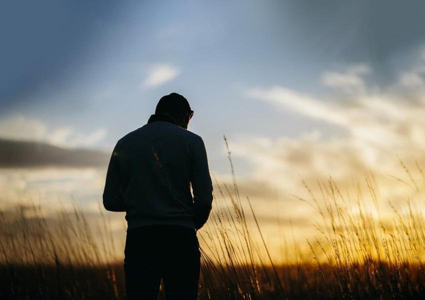 Solo pregando ritroviamo noi stessi